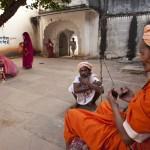 Nath yogis Pushkar