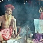 Hindu Sannyasi, Kumbh Mela Allahabad