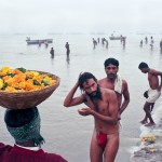 Bathing and Prayers, Kumbh Mela, Allahabad