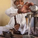 Opium preperation Rajasthan