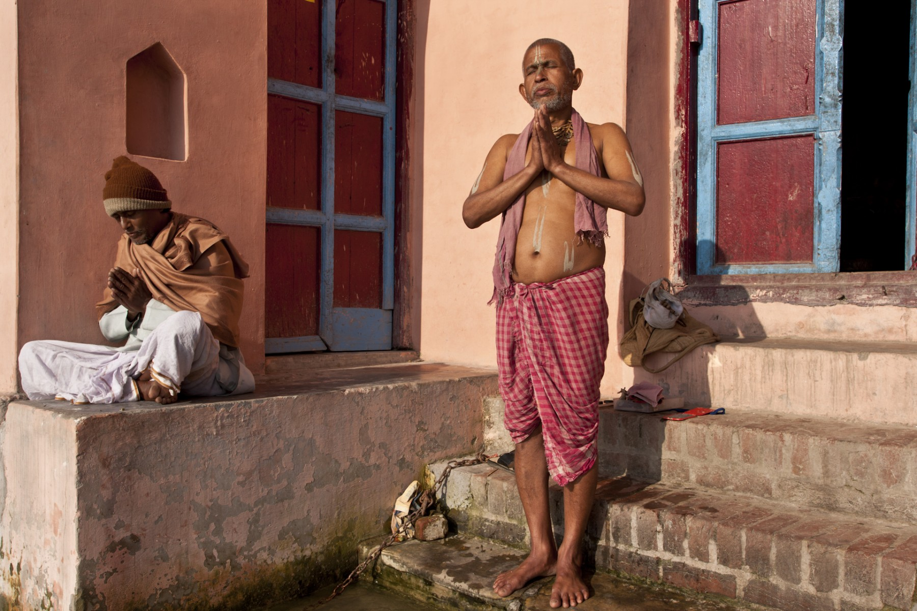 Prayers, Kumbh Mela, Hardwar