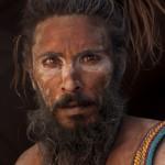 Sadhu Portrait, Kumbh Mela, Hardwar