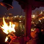 Celebrating With Fire, Kumbh Mela, Hardwar