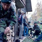 Gurkhas in Bosnia