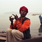 Boatman, Kumbh Mela, Allahabad