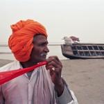 Rajasthani Pilgrim, Kumbh Mela, Allahabad