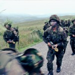 Platoon run, Scotland