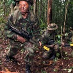 Gurkha jungle exercise