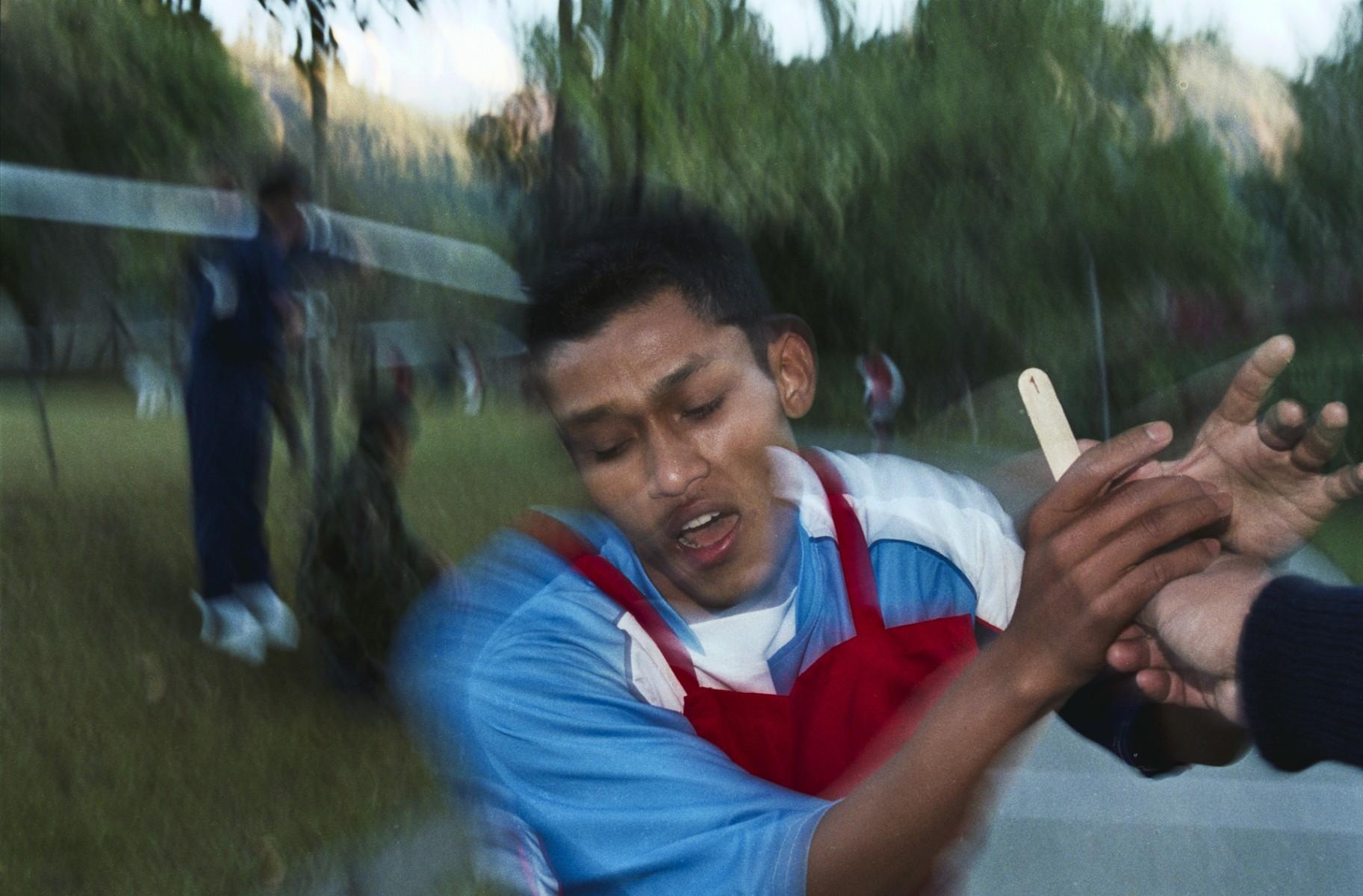 Timed run, Pokhara, Nepal