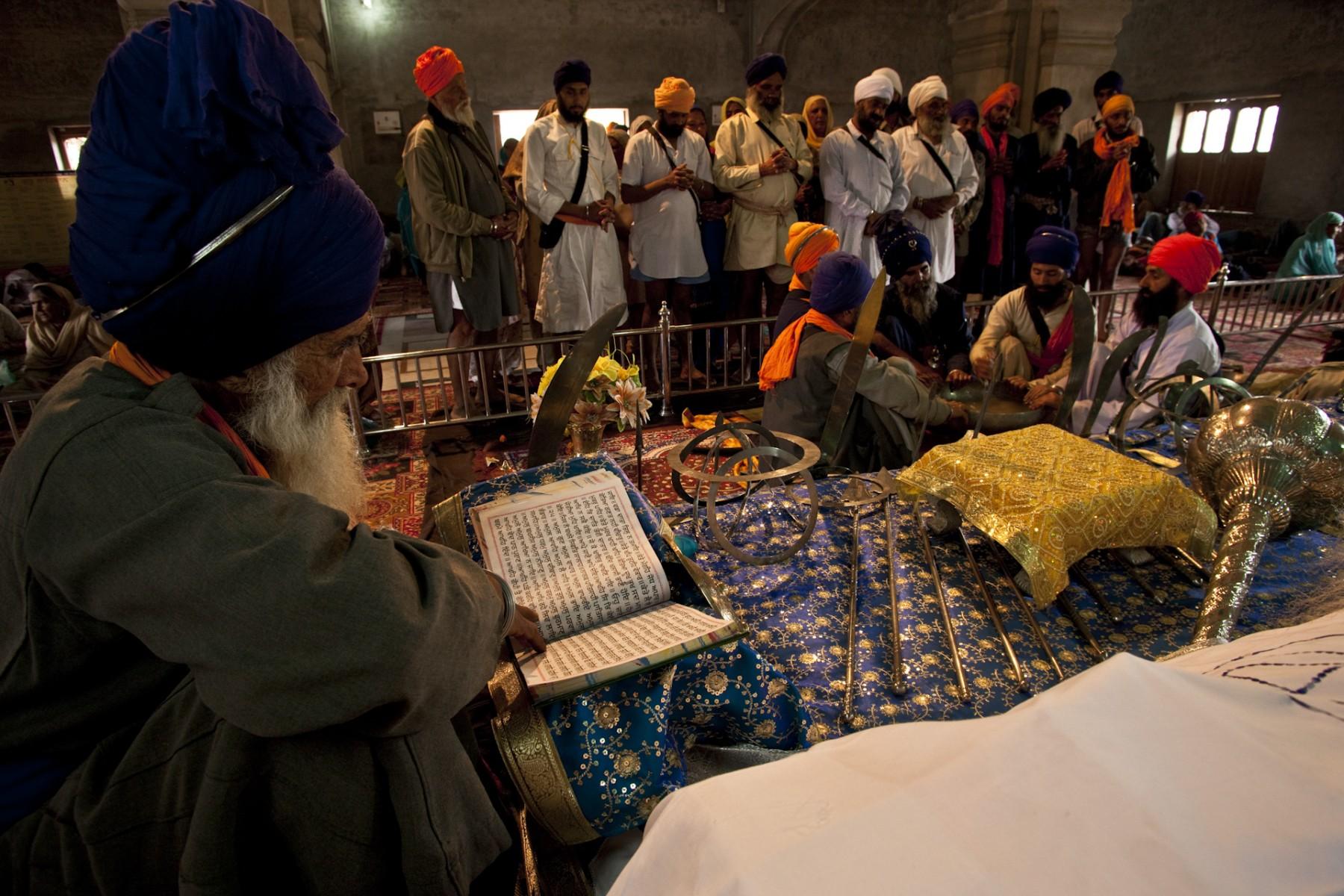 Amrit ceremony