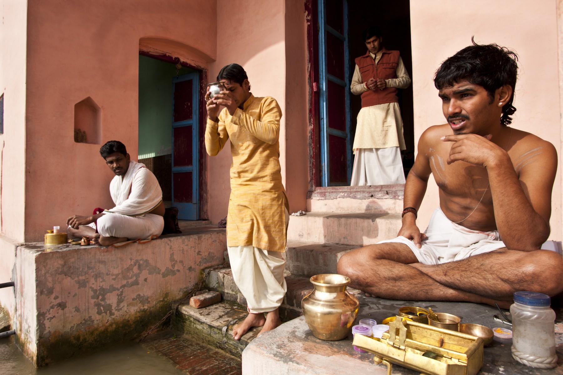 Morning Mantra, Kumbh Mela, Hardwar