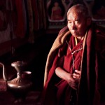 Senior Lama Tawang Monestry