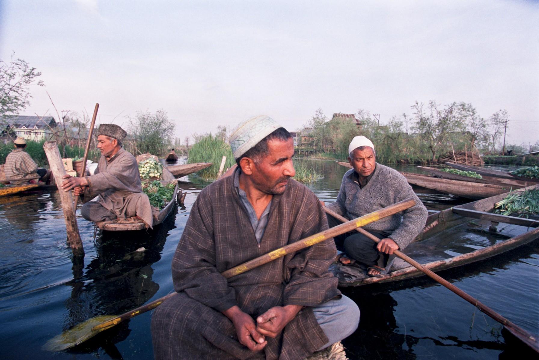 Vegtable market Kashmir