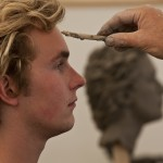 The Sculptor, Art in Action
