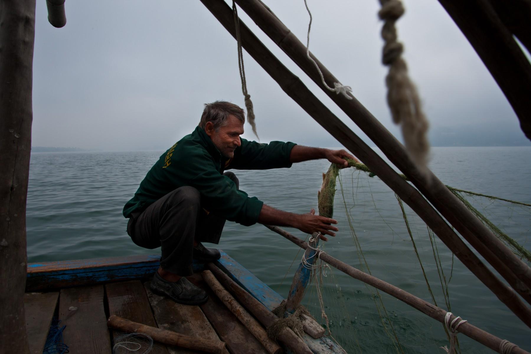 Fishing, Himachal Pradesh