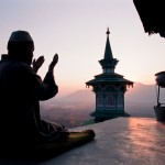 Sufi shrine Aishmuqan, Kashmir