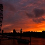 London Eye and the Palace of Westminster 3