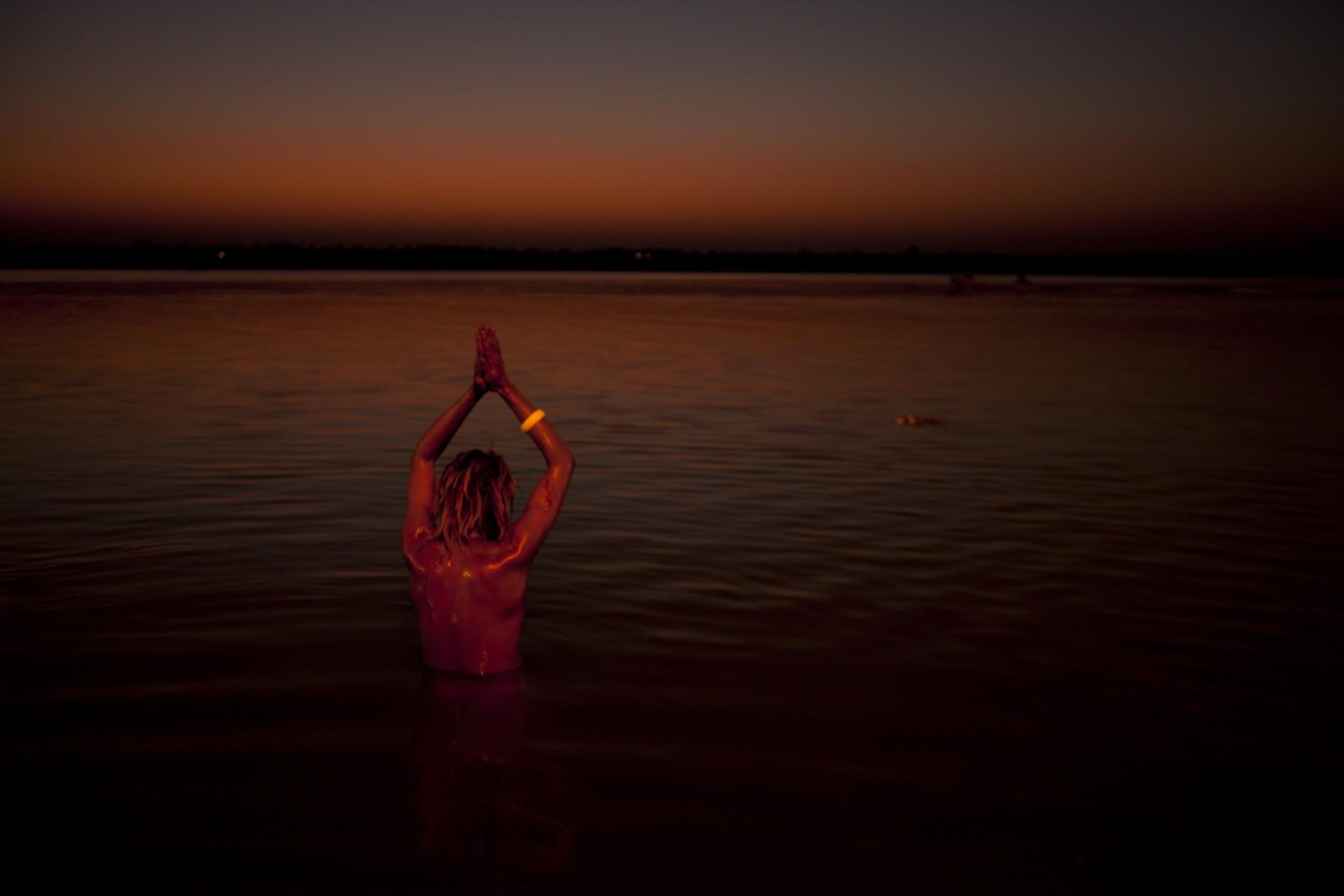 Prayers to the Goddess Ganga