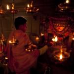 Morning aarti Varanasi