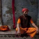 Pilgrim Varanasi
