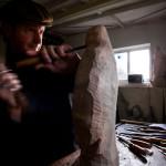 Carving Joseph