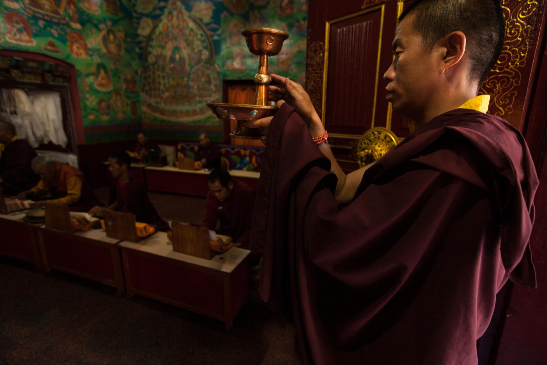 Nyingmapa Monastery:Rewalsar