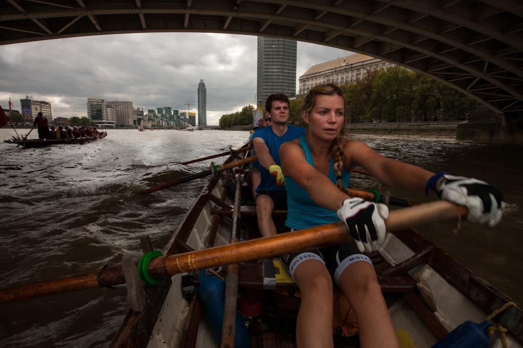 Great River Race crew